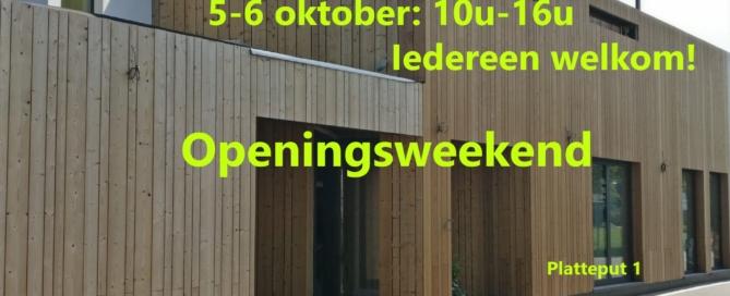 Openingsweekend
